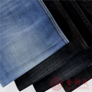 Qm2503A-5 Cotton Polyester Denim Fabric pictures & photos