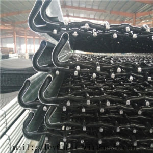 45# Steel Crimped Wire Mesh pictures & photos