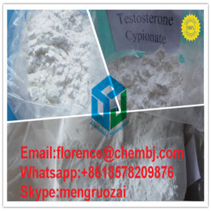 99% Anabolic Bodybuilding Steroid Powder Testosterone Cypionate (Test Cy)