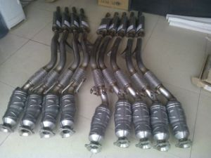 Catalytic Converter of Type Exhaust of A6l3.0 Mt pictures & photos