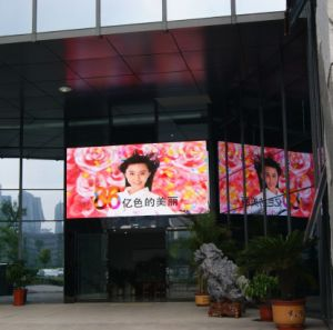 P10 Outdoor LED Advertising Billboard for Wall or Pillars Mounting pictures & photos