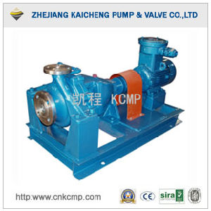 50 Bar Stainless Steel Petrochemical Process Pump