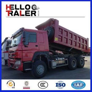 Sinotruk HOWO 6X4 371HP Heavy Duty Dumper Truck pictures & photos