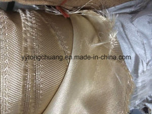 Heat Treated Thermal Insulation Fiberglass Cloth pictures & photos