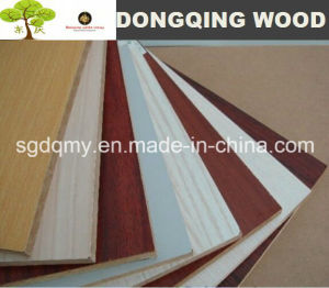 High Glossy and Matt Finished Melamine MDF with China Manufacture pictures & photos