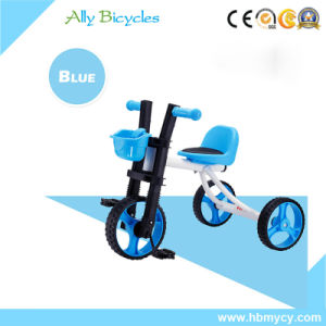 Lightweight Baby Tricycle/Compact Ride on Toy/Cheap Three Wheels Children Bicycle pictures & photos