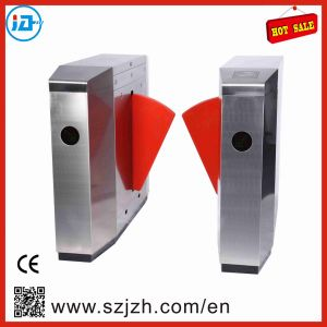 Fast Speed Access Control Security Optical Flap Barrier pictures & photos