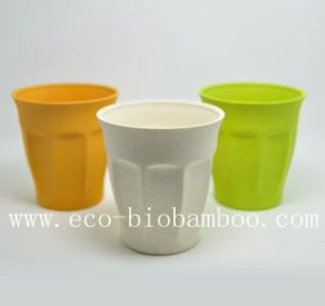 Bamboo Fiber Cup with Eco-Friendly (BC-C1003) pictures & photos