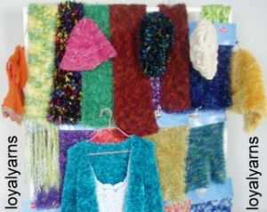 Hand Knitted Scarf pictures & photos