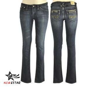 2015 Fashion Women Denim Jeans (nes1039)