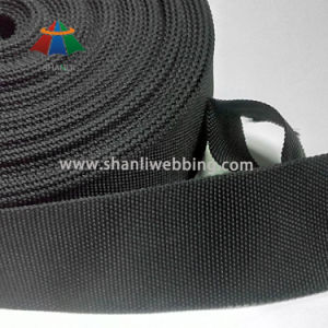 2 Inch Black Polypropylene Tubular Webbing for Rafting, Kayaking, Camping pictures & photos