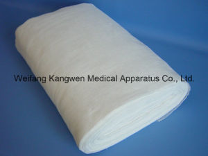Absorbent Cotton Gauze in Pillow Shape
