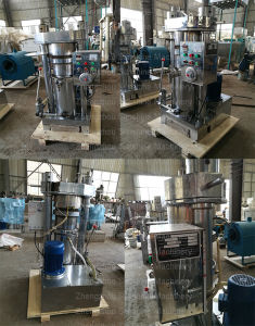 Ce Quality Cold Press Oil Machine Price Sesame Oil Extraction Machine pictures & photos