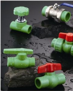 PPR Water Supply Pipe Fittings Series pictures & photos