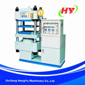 Automatic Vulcanizing Hydraulic Foaming Machine pictures & photos