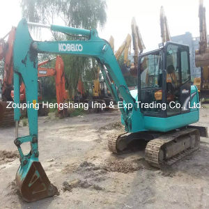Used 2013year Kobelco Mini Excavator (SK60-8)