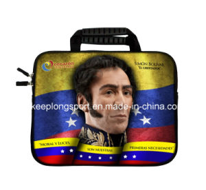 """Fashionable Neoprene Laptop Sleeve with Shoulder Belt for 14"""" Laptop pictures & photos"""