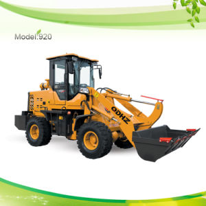 Zl920 Mini Skid Steer Loader for Sale/Wheel Loader/Boom Loader