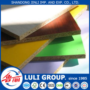 Laminated Melamine Particle Board pictures & photos