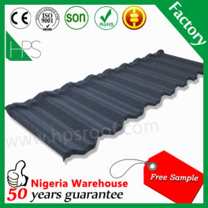 China Hot Sale Stone Coated Roof Tile Colorful Roofing Materials pictures & photos