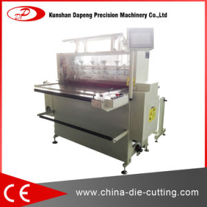 Foam Half Cut Machine for Foam Tape (CE approved) pictures & photos