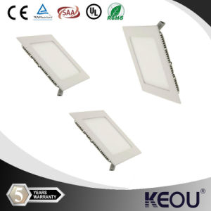 Free Sample! 3W - 24W Dimmable LED Panel Light pictures & photos