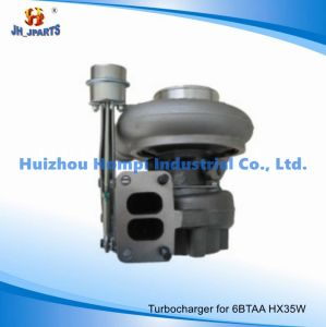 Truck Parts Turbocharger for Cummins/Dodge 6btaa Hx35W 3590104 3800397 Isx2/Hx55W pictures & photos