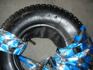 High Quality Wheelbarrow Tyre and Tube 400-8 pictures & photos
