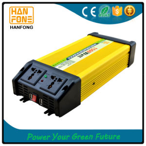 1500W Fashionable DC AC Transformer Use for Solar System pictures & photos