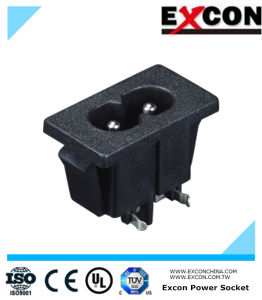 Dinshun Power Socket S-01-02p-1 Wall Socket Outlet pictures & photos