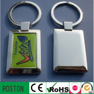 Customized Promotion Metal Key Tag pictures & photos