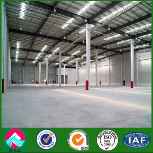 H-Steel Structure Warehouse in Africa pictures & photos