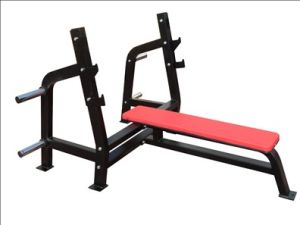 Fitness Equipment / Hammer Strength Olympic Flat Bench (SH38) pictures & photos