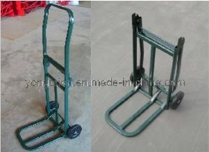 Folding Hand Truck (Ht1218) pictures & photos