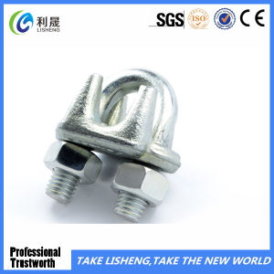 Us Type Galvanized Cable Retaining Clip pictures & photos