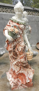 Stone Sculpture Carved Statue Marble Carving for Garden Decoration (SY-X1139) pictures & photos