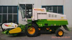 Rice Combine Harvester 4lz-2 2058 Made in China