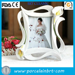 Hot Product Modern Wedding Handmade Lily Photo Frame pictures & photos