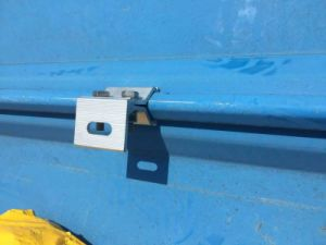 Middle Clamp for Solar Power Support pictures & photos