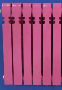 400X90X65mm Pink Cast Iron Radiator pictures & photos