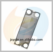 Heat Exchanger Spares Equal to Swep Tranter Gx51 (AISI316L, 304, Ti, Ni, Smo) Plate with (NBR, EPDM, Viton) Gasket