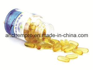 Refined Fish Oil Soft Capsules pictures & photos
