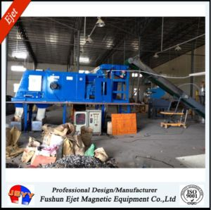 Eddy Current Separator for Separating Nonferrous Metal and Glass pictures & photos