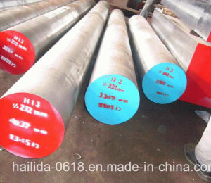 D2/Cr5mo1V/D3/SKD12/1.2080 Round Steel for Cold Work Mold Steel Die Stee pictures & photos
