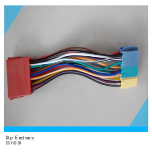 Customize Manufacturer 20 Pin Electrical Wire Harness pictures & photos