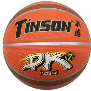 High Quality & 12 Panels Rubber Basketball pictures & photos