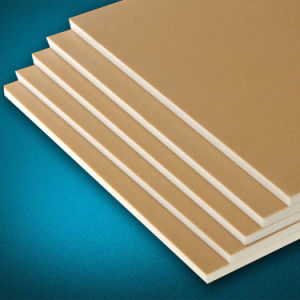 China Fire-Retardant Waterproof WPC Shuttering Board pictures & photos