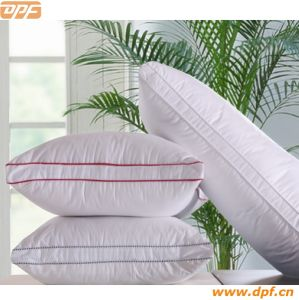Full Cotton Polyester White Pillow for Hotel (DPF9085) pictures & photos