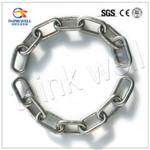 High Quality Stainless Steel Anchor Link Chain for Lifting pictures & photos