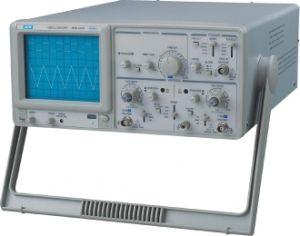 20MHz Analog Oscilloscope (MOS-626)